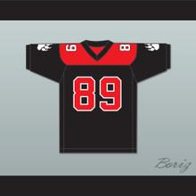 Dennis 89 Minnville High School Grizzlies Football Jersey Quarterback Princess