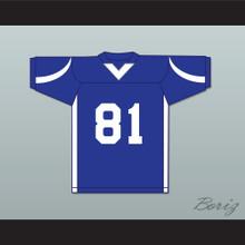 King Princess 81 Prophet Blue Football Jersey