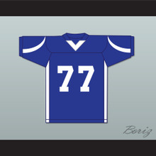 King Princess 77 Prophet Blue Football Jersey