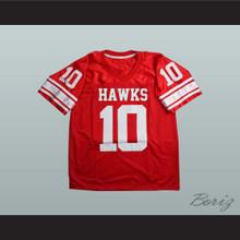 Brett Favre 10 Hancock Hawks High School Football Jersey