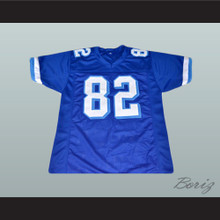 Charlie Tweeder 82 West Canaan Coyotes Football Jersey Varsity Blues
