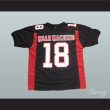 Paul Crewe 18 Mean Machine Football Jersey The Longest Yard