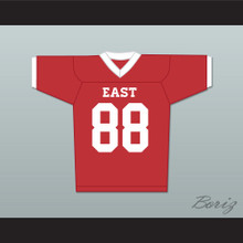 Hastings Ruckle 88 East Dillon Lions Football Jersey Friday Night Lights