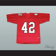 Kurt Hummel 42 William Mckinley High School Football Jersey