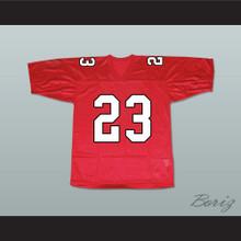 Noah 'Puck' Puckerman 23 William Mckinley High School Football Jersey
