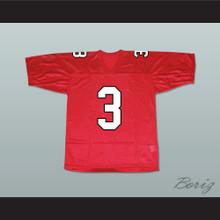 Will Schuester 3 William Mckinley High School Football Jersey