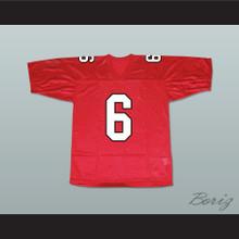 Rachel Berry 6 William Mckinley High School Football Jersey