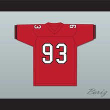 A Football Thing 93 Red Football Jersey MadTV Skit