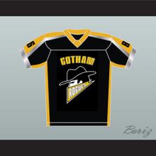 Gotham Rogues Hines Ward 86 Football Jersey Stitch Sewn New