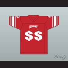 Hot Boys Cash Money Records Football Jersey