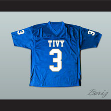 Johnny Manziel 3 TIVY High School Football Jersey Blue