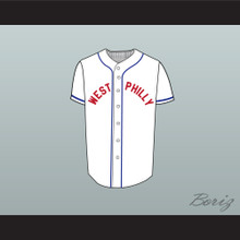 Fresh Prince 1 West Philly Baseball Jersey