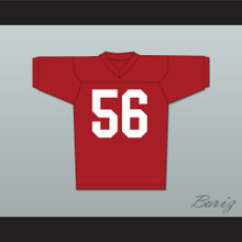 "Little Giants Becky ""Icebox"" O'Shea 56 Football Jersey Stitch Sewn"