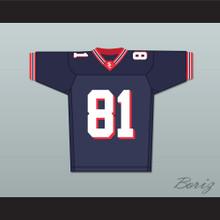 Calvin Johnson 'MEGATRON' 81 Sandy Creek High School Football Jersey Stitch Sewn