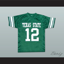 Scott Bakula Paul Blake 12 Texas State Fightin' Armadillos Football Jersey