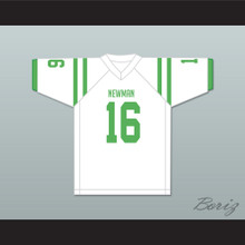 Arch Manning 16 Isidore Newman High School White Football Jersey Version 2