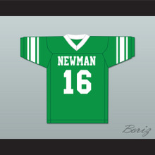 Arch Manning 16 Isidore Newman High School Green Football Jersey Version 3