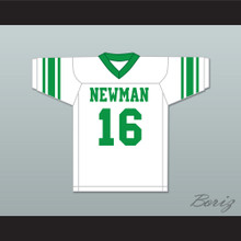 Arch Manning 16 Isidore Newman High School White Football Jersey Version 3