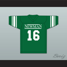 Arch Manning 16 Isidore Newman High School Dark Green Football Jersey Version 4