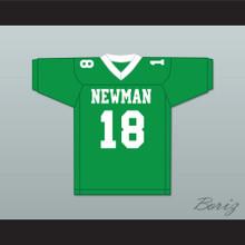 Peyton Manning 18 Isidore Newman High School Green Football Jersey Version 1