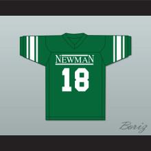 Peyton Manning 18 Isidore Newman High School Dark Green Football Jersey Version 4