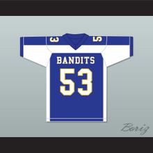 Odin Lloyd 53 Boston Bandits Football Jersey Killer Inside: The Mind of Aaron Hernandez