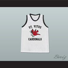 Mickey St Vitus Cardinals White Basketball Jersey The Basketball Diaries