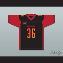 Ahmad Dixon 36 Los Angeles Home Football Jersey