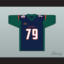 Isaiah Battle 79 Seattle Home Football Jersey