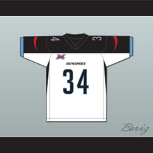 Cameron Artis-Payne 34 Dallas Away Football Jersey