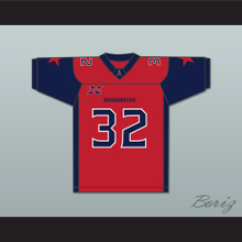 Deatrick Nichols 32 Houston Home Football Jersey