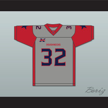 Deatrick Nichols 32 Houston Away Football Jersey
