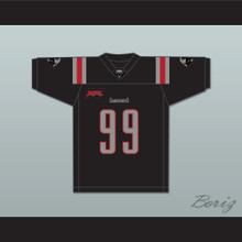 Cavon Walker 99 New York Home Football Jersey