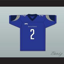 L'Damian Washington 2 St Louis Home Football Jersey