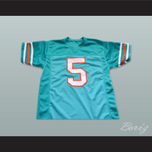 Ray Finkle 5 Novelty Football Jersey Ace Ventura