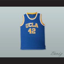 Kevin Love 42 UCLA Blue Basketball Jersey