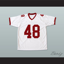 Ryan Gosling Alan Bosley T. C. Williams High School Titans Football Jersey