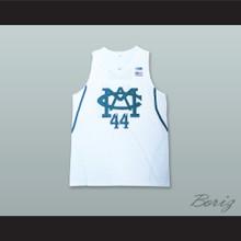 Nick Ward 44 Michigan State White Basketball Jersey