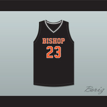 Bobby Freeze 23 Bishop Hayes Tigers Black Basketball Jersey The Way Back