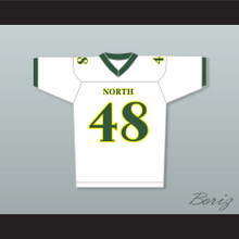 Rob Gronkowski 48 Williamsville North High School Spartans Football Jersey New