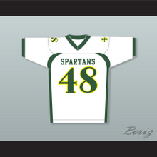 Rob Gronkowski 48 Williamsville North High School Spartans Football Jersey Stitch Sewn New