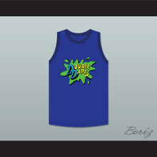 Double Dare Blue Team Basketball Jersey