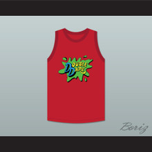 Double Dare Red Team Basketball Jersey