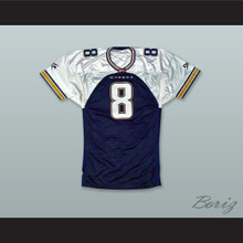 Tommy Maddox 8 Los Angeles Xtreme Football Jersey