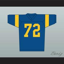 Robin Williams Detroit Yellowjackets Football Jersey