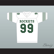 Robin Williams Jack Dundee Taft Rockets High School Football Jersey