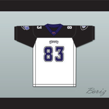 Aaron Bailey 83 Chicago Enforcers Away Football Jersey