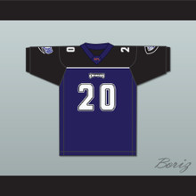 John Avery 20 Chicago Enforcers Home Football Jersey