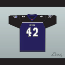 LeShon Johnson 42 Chicago Enforcers Home Football Jersey