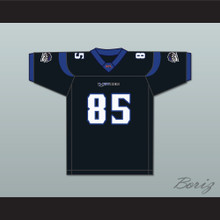 Kirby Dar Dar 85 New York-New Jersey Hitmen Home Football Jersey